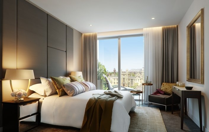 Apartment 5, Palace View, Lambeth Bridge, London