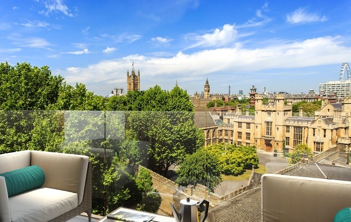Apartment 52, Palace View, Lambeth Bridge, London