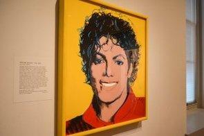 Michael jackson exhibition intro