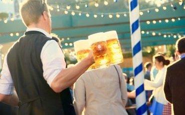 What's On This Weekend: Antony & Cleopatra, Designjunction & Kraft Beer Oktoberfest