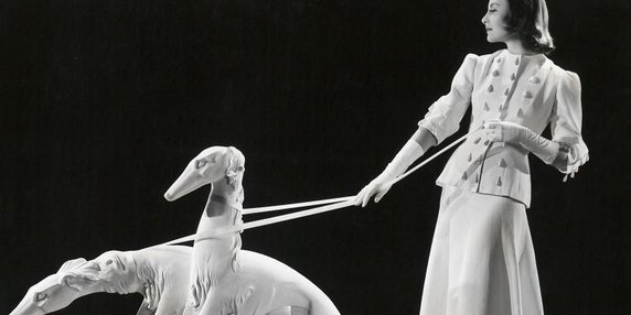 1930s exhibition fashion textile museum header image