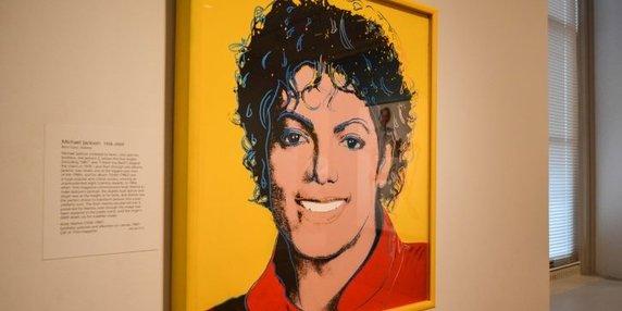 Michael jackson exhibition header